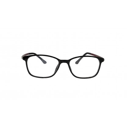 CASUAL RECTANGLE SPECTACLES FOR UNISEX