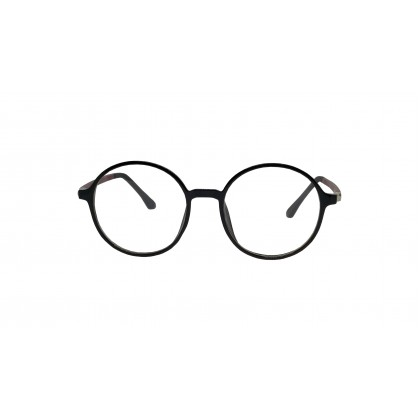 CASUAL ROUND SPECTACLES FOR UNISEX (MAROON)