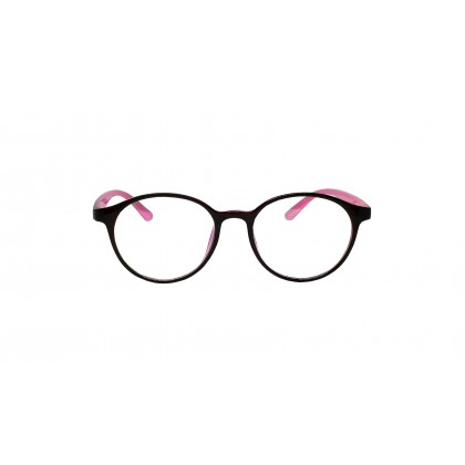 CASUAL ROUND SPECTACLES FOR UNISEX (MULTICOLOUR)